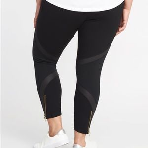 Old navy 3X plus size high rise active legging
